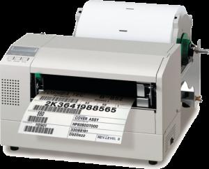 stampante Toshiba b852r